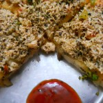 Mushroom Broccoli Pizza Recipe