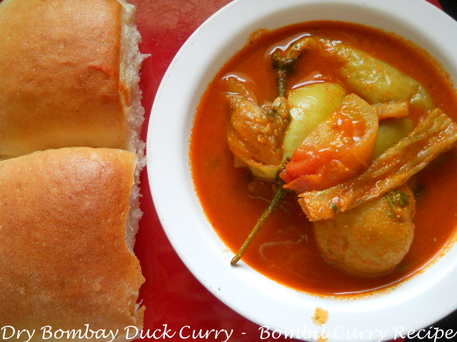 Dry Bombay Duck Curry –  Bombil Curry Recipe