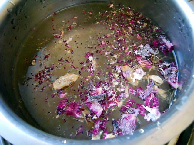 Indian Herbal tea- Herbal Tea Recipe