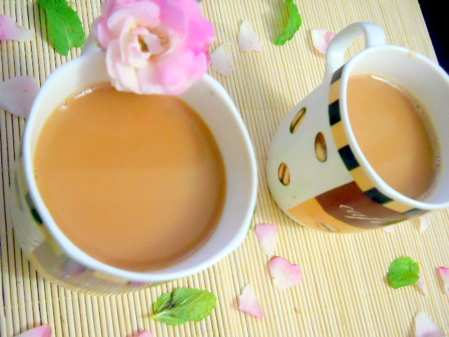 Indian Herbal Tea(Chai)- Herbal Tea Recipe