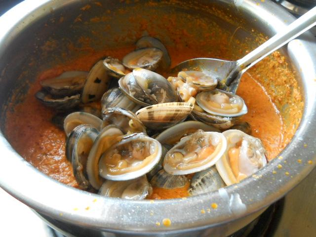 Goan Mussels