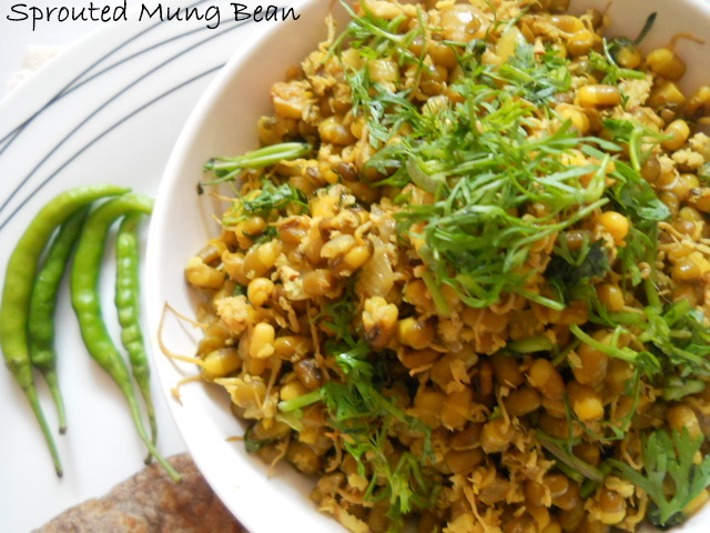 Sprouted Mung Bean