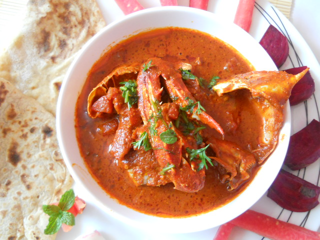 Goan Crab Curry Recipe, How to make Goan Crab Curry Recipe | Goan Curries