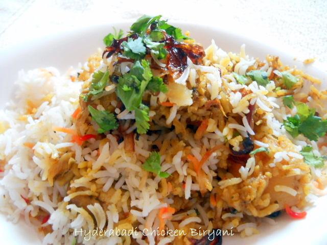 Hyderabadi Chicken Biryani, How to make Chicken Biryani Recipe | Chicken Biryani
