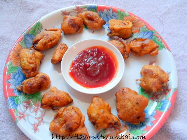 Jackfruit Pakoras, How to make Jackfruit Pakoras Recipe | Jackfruit Pakoras