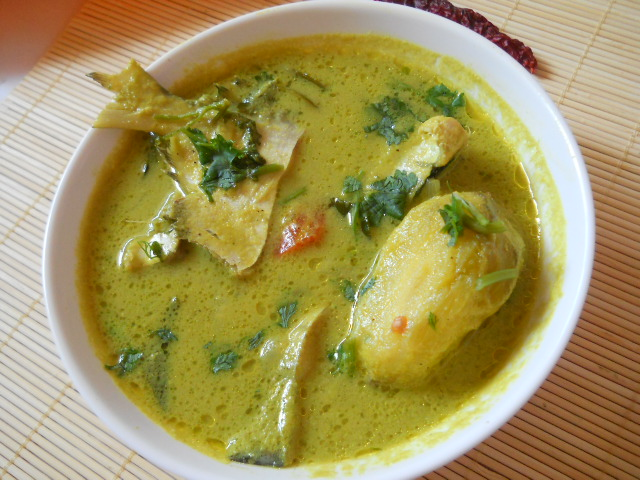 Pomfret Curry Goan Style, How to make Pomfret Curry Goan Style Recipe