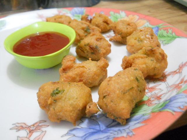 Crunchy Munchy Chana Dal Pakora