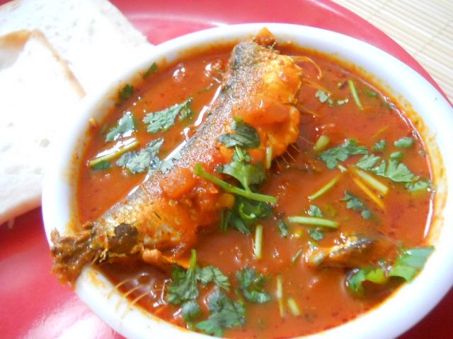 Goan Fish Ambotik
