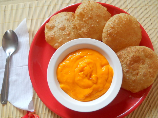 Aamras Puri Recipe