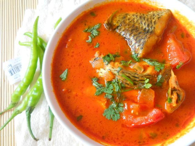 Fish Ambotik Curry Recipe