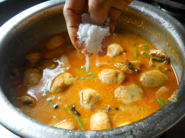 Cook Indian Vegetable Stew