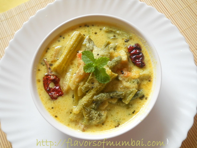 Rainbow Avial Recipe- South Indian Avial Recipe