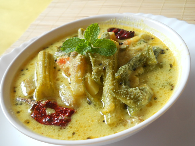 South Indian Avial Recipe