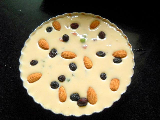Cherry Berry Creamcheesecake