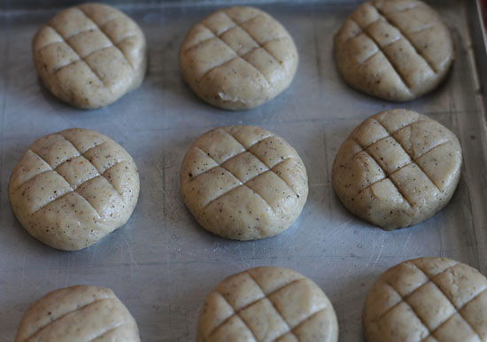 Eggless Vanilla Cookie Recipe