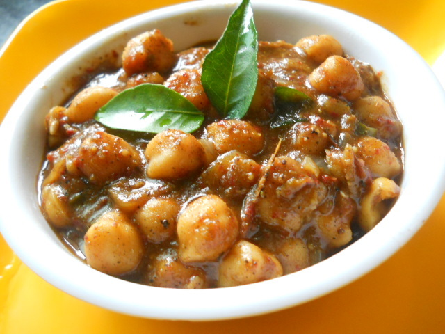 Indian Chole Masala