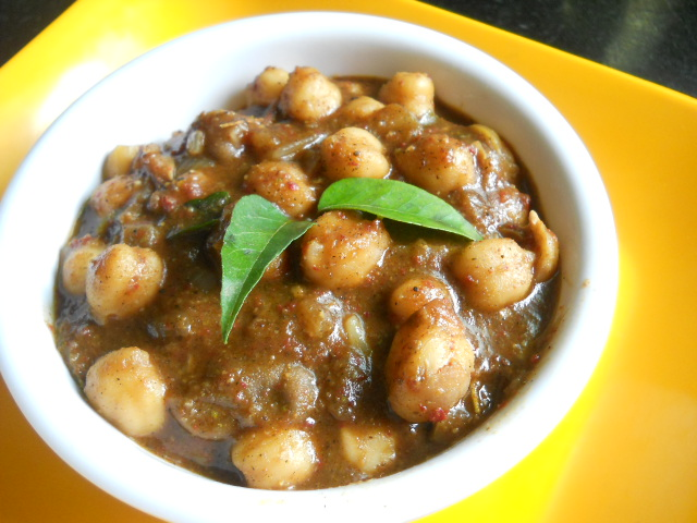 Cook Indian Chole Masala