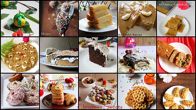 Goan Christmas Sweet Recipe, How to make Christmas Sweets and Savories