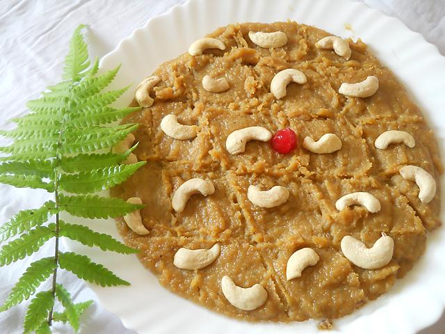 Doce De Grao, How to make Doce or Doce De Grao – Goan Bengal Gram Sweet