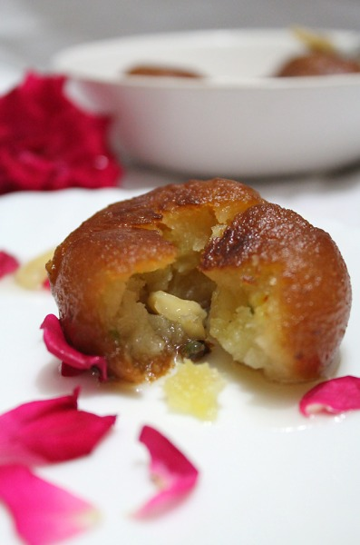 Gulab Jamuns Recipe