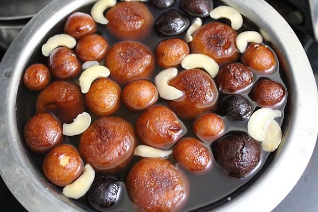 Gulab Jamuns Recipe