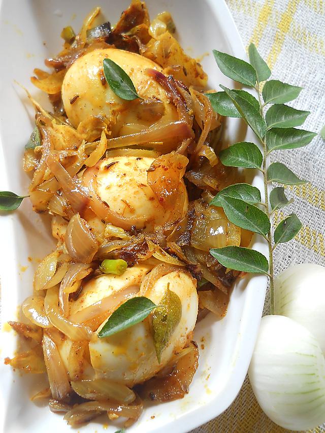 Egg Masala Dry – Indian Egg Masala Dry Recipe