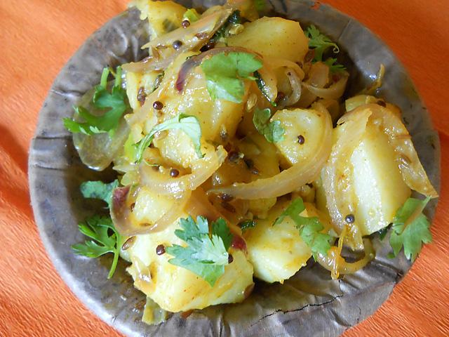 aloo Sabzi Recipe