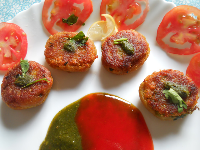 Sweet Potatoes Patties – Ratalu Patties