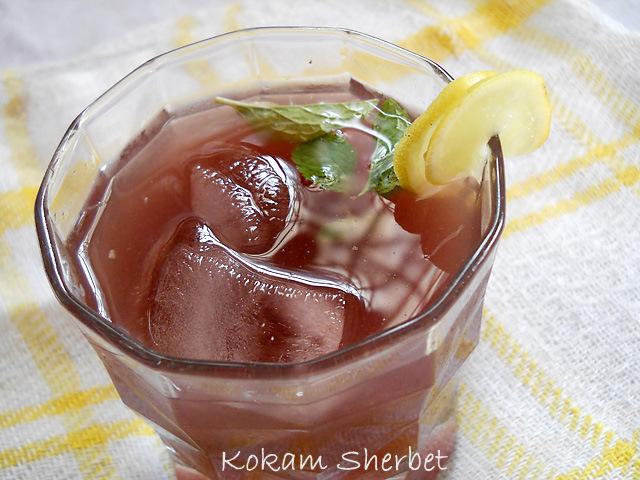 Refreshing Kokam Sherbet – Easy Kokam Sherbet