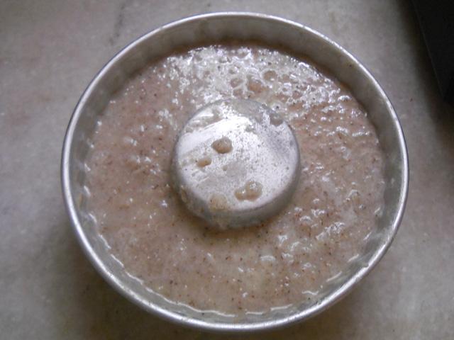 Goan Baath Cake