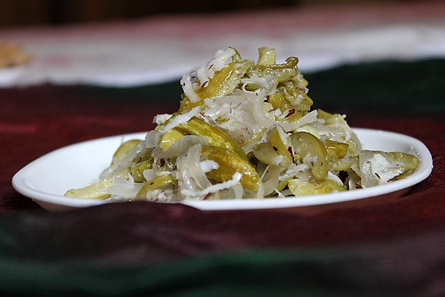 Goan Tendli Vegetable