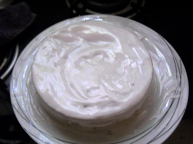 eggless balck forest cake recipe