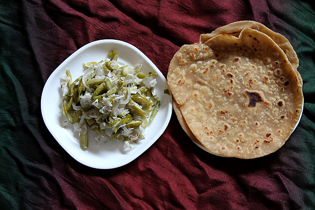 Ivy Gourd Foogath – Goan Tendli Vegetable