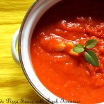 Homemade Pizza Sauce with Fresh Tomatoes, Pizza Sauce Recipe from scratch
