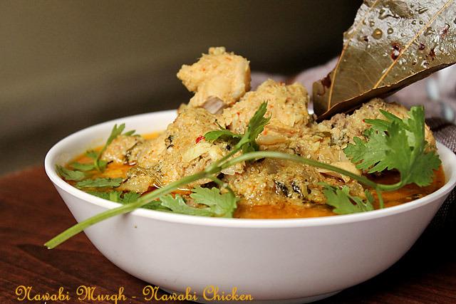 Nawabi Chicken