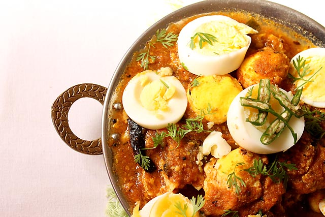 Quick Egg Curry, How to make Quick Egg Masala Curry Recipe