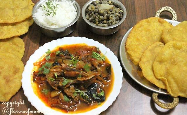Dry Bombay Duck Chutney, Bombay Duck or Bombil Chutney