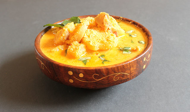 Sweet Potato Curry Indian Style