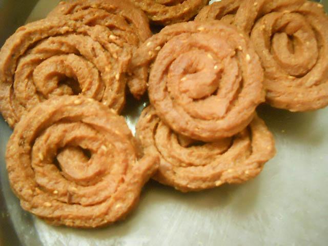 make instant chakli