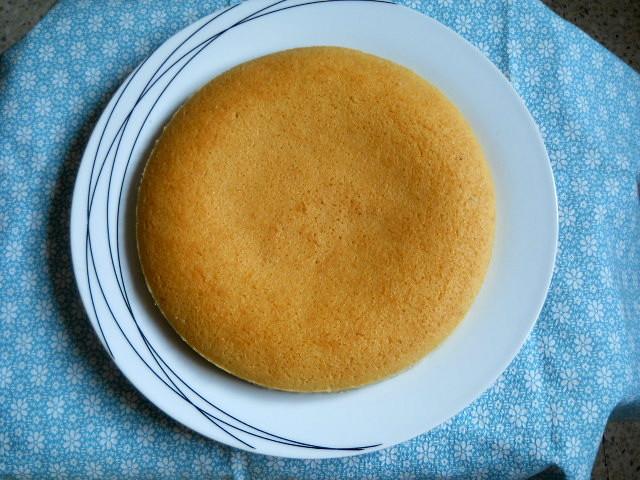 Low fat Victoria Sponge Cake