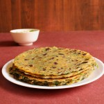 Palak Paneer Paratha Recipe – How to make Palak Paneer Paratha Recipe