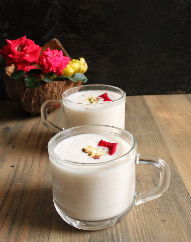 Tender Coconut Smoothie