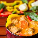 Thai Red Curry Chicken Recipe, Thai chicken Curry Recipe | Curries Recipe