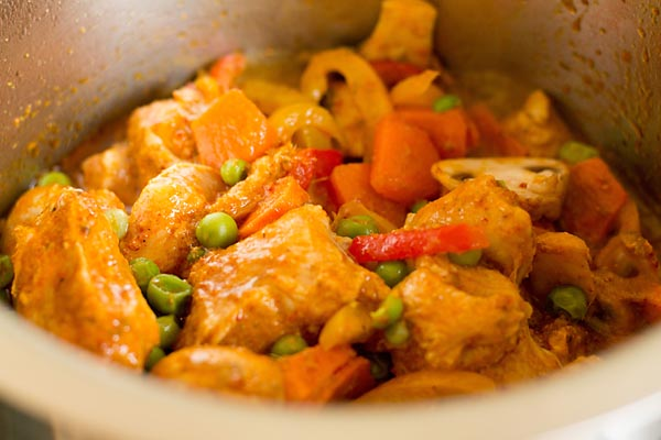 How to make Thai Red Curry Chicken Recipe