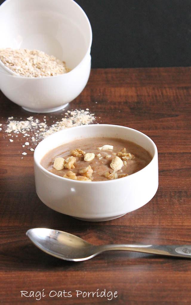 Ragi Porridge