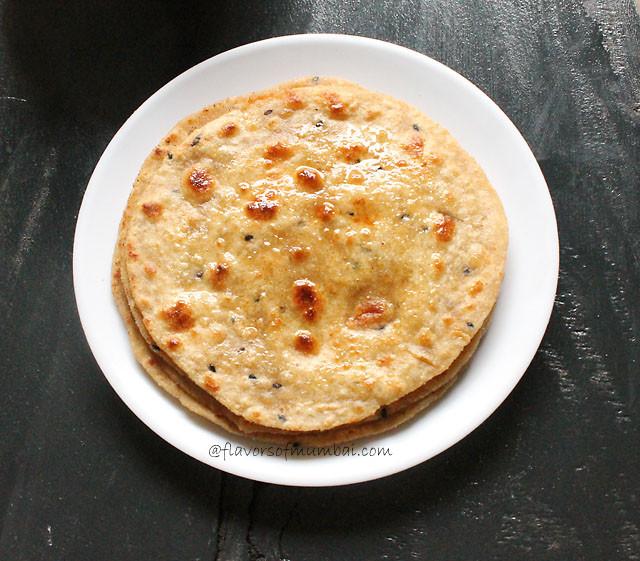 Oats Roti