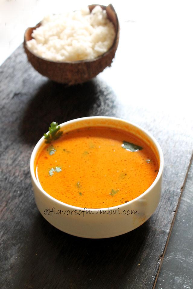 Goan Sorak Curry, Veg Sorak Curry, How to make Sorak   Goan Masala Curries
