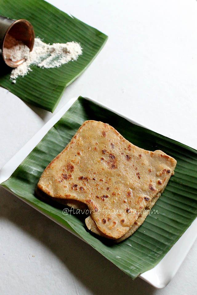 Makhana Roti – Phool Makhana Snack Recipe