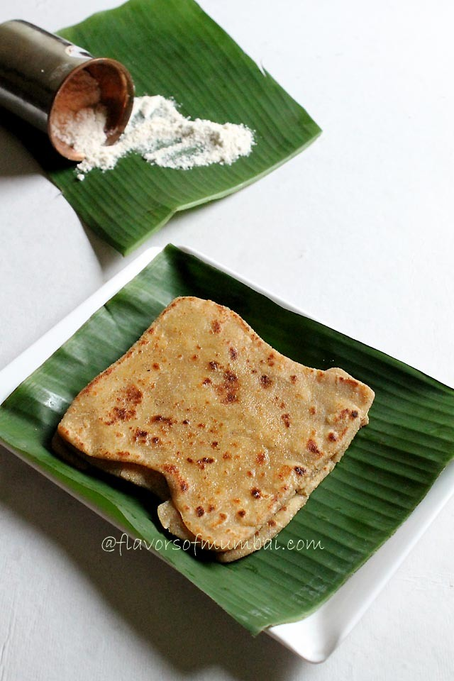 Makhane Roti