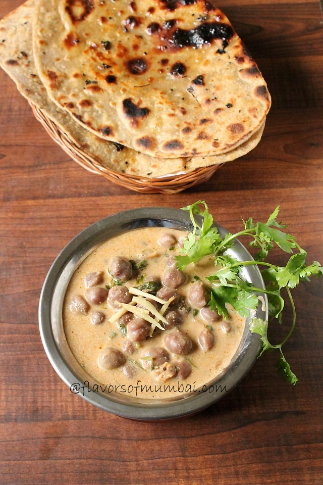 Indian Chole Curry Recipe, How to make Indian Chole Curry | Stepwise